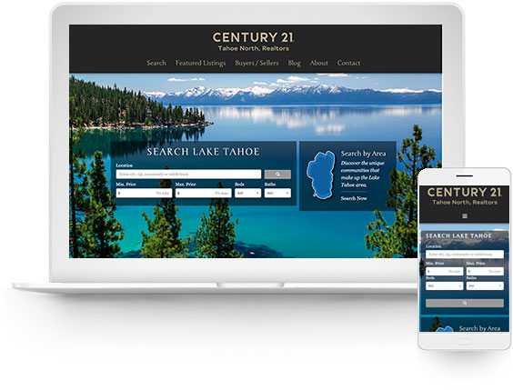 wordpress real estate design - portfolio - Kelly Smith - Century 21