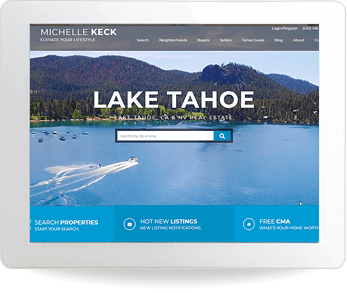 wordpress real estate website theme - michelle keck