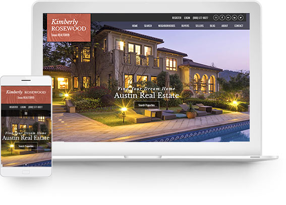 wordpress real estate theme - austin