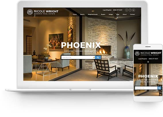 wordpress real estate theme - phoenix